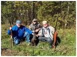 Семейный отдых, охота и рыбалка